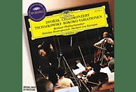 Mstislav Rostropovich, Berliner Philharmoniker - Cellokonzert H-Moll/Rokokovariationen [CD]