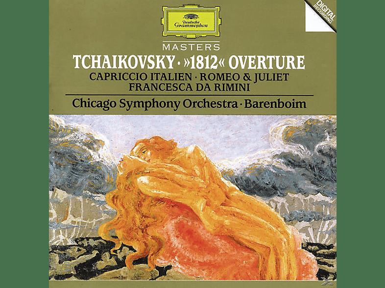 VARIOUS, Leonard/cso Bernstein - Ouvertüre Solonelle 1812/Romeo/Capriccio/+ [CD]