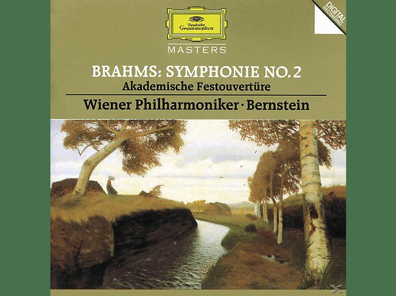 Wpo, Leonard/wp Bernstein - Sinfonie 2/Akademische Festouvertüre [CD]