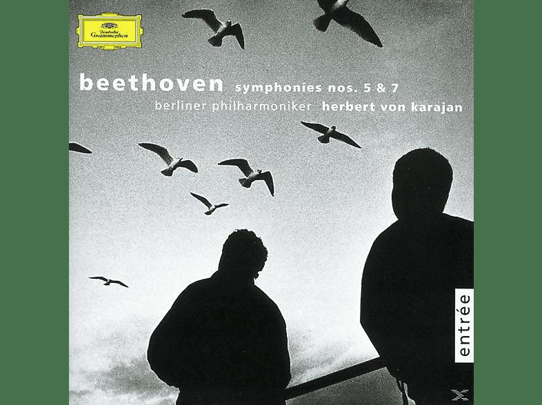Carl August Nielsen, Herbert Von Bp/karajan - SINFONIEN 5,7 [CD]
