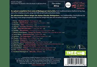 VARIOUS - Feedback Madagascar  - (CD)