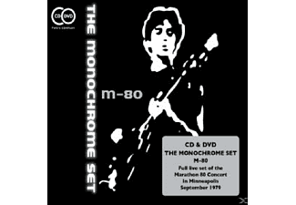 The Monochrome Set - M-80  - (CD)