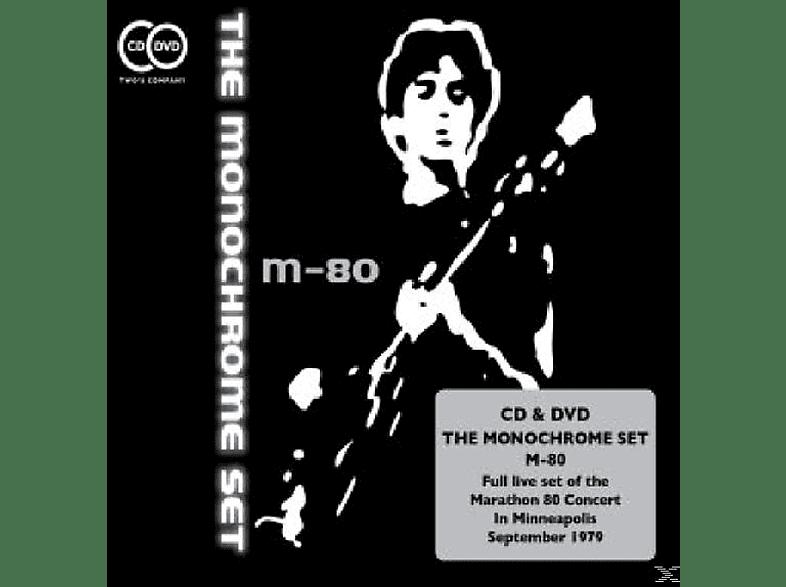 The Monochrome Set - M-80 [CD]