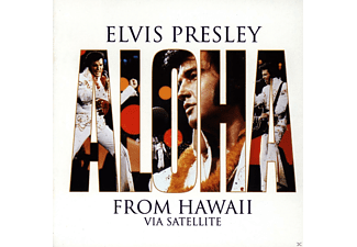 Elvis Presley - ALOHA FROM HAWAII [CD]