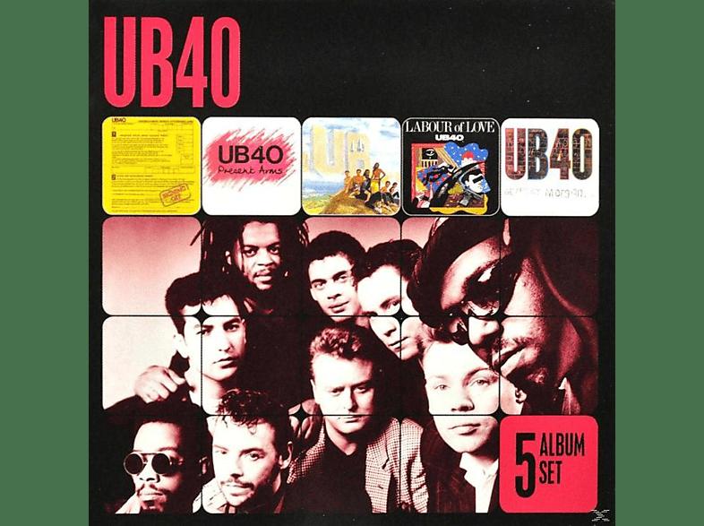 UB40 - 5 ALBUM SET [CD]