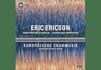 Eric Ericson - Europäische Chormusik (Collector's Edition)  - (CD)