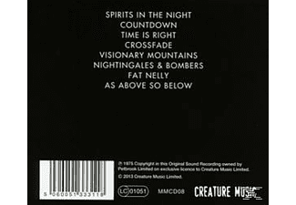 Manfred Mann's Earth Band - Nightingales & Bombers  - (CD)