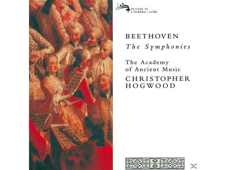 Johann Michael Haydn, Christopher/aam Hogwood - Sämtliche Sinfonien 1-9 (Ga) [CD]