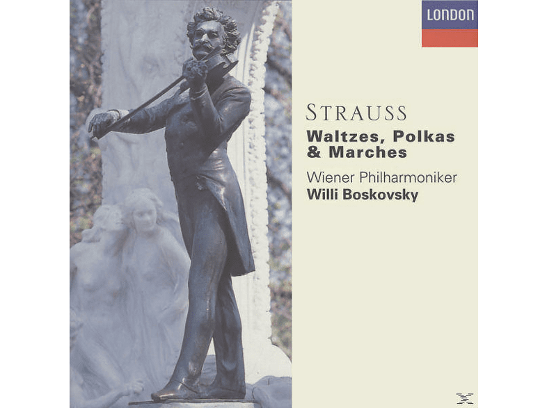 Wpo, Willi/wp Boskovsky - Walzer Und Polkas [CD]