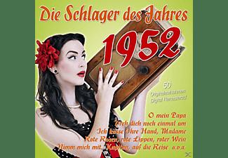 VARIOUS - Die Schlager Des Jahres 1952  - (CD)