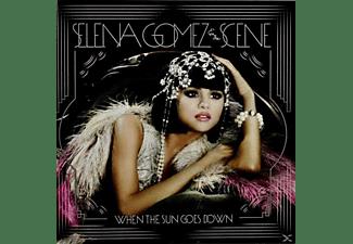 Selena & The Scene Gomez - WHEN THE SUN GOES DOWN  - (CD)