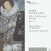 Consort Of Musicke, Anthony Rooley, Consort Of Musicke,The/Rooley,Anthony - Collected Works - [CD]