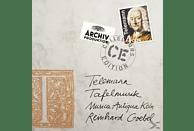 Reinhard & Musica Antiqua Koeln Goebel, R. Musica Antiqua Köln/goebel - Tafelmusik [CD]