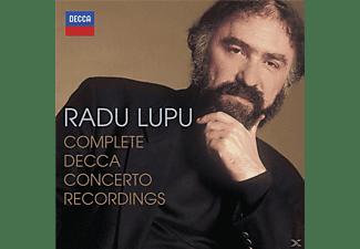 Radu Lupu - Decca Konzertaufnahmen  - (CD)
