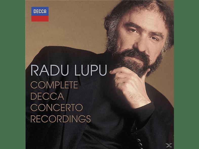 Radu Lupu - Decca Konzertaufnahmen [CD]