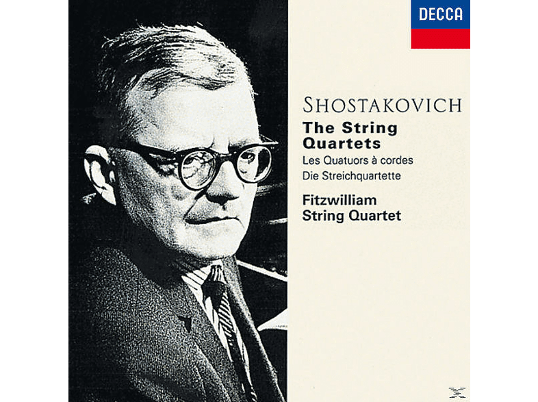 Fitzwilliam String Quartet - Sämtliche Streichquartette 1-15 (Ga) [CD]