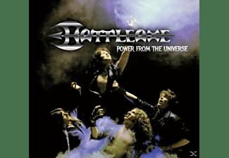 Battleaxe - Power From The Universe  - (CD)