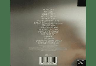 Taylor Swift - Fearless [CD]