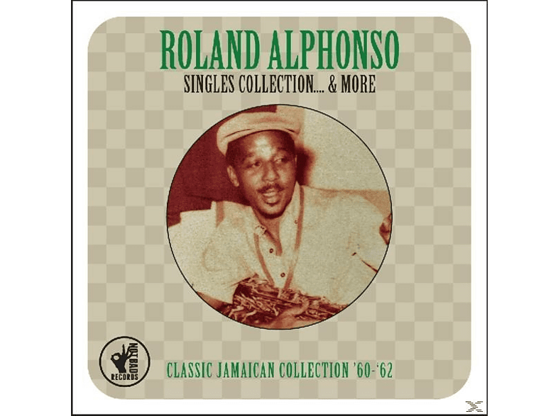 Roland Alphonso - Single Collection & More [CD]