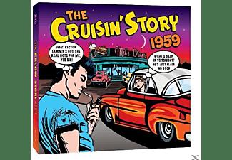 VARIOUS - The Cruisin Story 1959  - (CD)