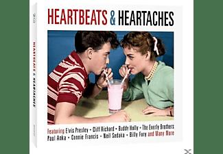 VARIOUS - Heartbeats & Heartaches  - (CD)