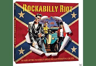 VARIOUS - Rockabilly Riot  - (CD)