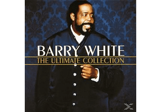 Barry White - Ultimate Collection [CD]