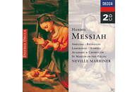 Sir Neville Marriner, Ameling/Reynolds/Marriner/AMF - Der Messias (Ga) [CD]
