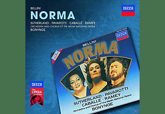 Richard Owno & Bonynge, Sutherland/Caballe/Pavarotti/OWNO/Bonynge/+ - Norma  - (CD)