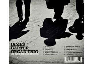 The James Carter Organ Trio - At The Crossroads  - (CD)