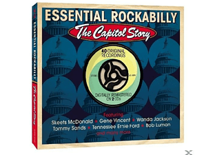 VARIOUS - Essential Rockabilly - The Capitol Story  - (CD)