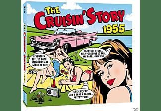VARIOUS - Cruisin' Story 1955  - (CD)
