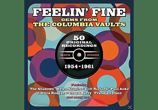 VARIOUS - FEELIN FINE-GEMS  - (CD)