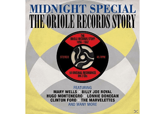 VARIOUS - Oriole Records Story 1956-1962  - (CD)
