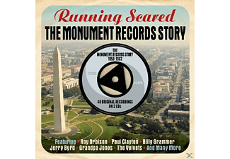 VARIOUS - Running Scare-Monument  - (CD)