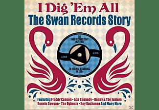 VARIOUS - I Dig 'em All  - (CD)