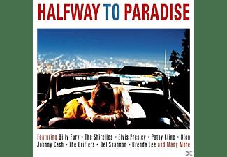 VARIOUS - Halfway To Paradise  - (CD)