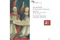 Joshua Rifkin, Joshua/bach Ensemble New York Rifkin - Kantaten Bwv 8, 51, 78, 80, 140, 147 [CD]