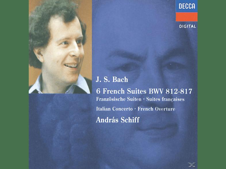 András Schiff - Französische Suiten/Italienisches Konzert/+ [CD]