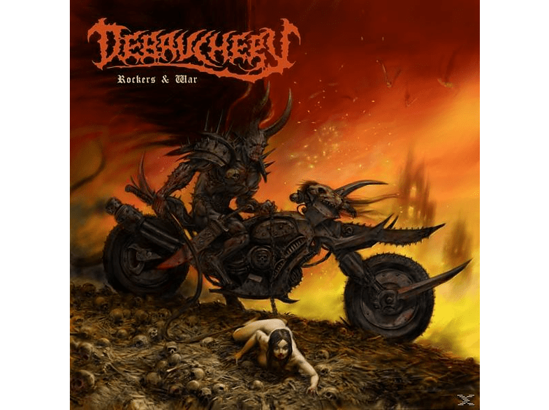 Debauchery - ROCKERS & WAR (LIMITED EDITION) [Vinyl]
