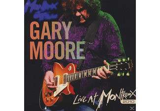 Gary Moore - Live At Montreux 2010  - (CD)