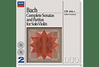 Arthur Grumiaux - Sonaten & Partiten Violin Solo Bwv 1001-1006 [CD]
