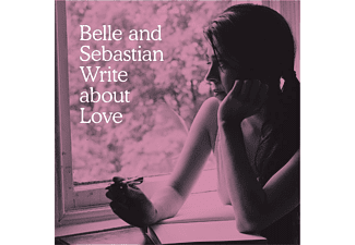 Belle and Sebastian - Write About Love (CD)