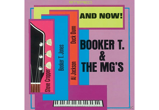 Booker T. & The M.G.'s - And Now (LP) [Vinyl]
