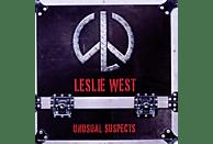 Leslie West - Unusual Suspects [CD]