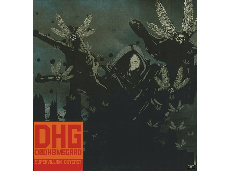 Dodheimsgard - Supervillain Outcast (2LP Gatefold) [Vinyl]