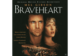 The Original Soundtrack, James (composer) Ost/horner - BRAVEHEART  - (CD)