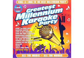 Karaoke - Greatest Millenium Karaoke Party (Cd) - (CD)