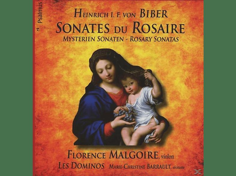 Malgoire/Les Dominos/Barrault - Mysterien Sonaten [CD + DVD Video]