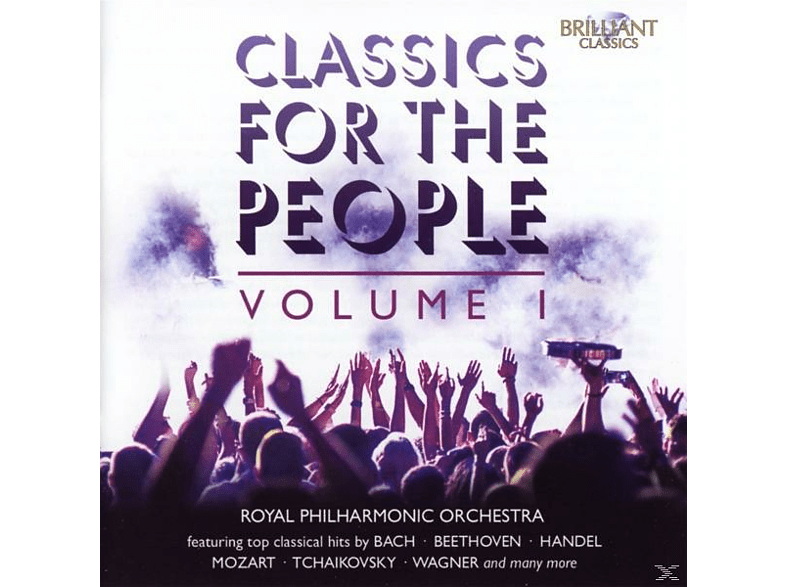 VARIOUS - Classics For The People Vol.1 [CD]